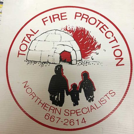 Total Fire Protection logo